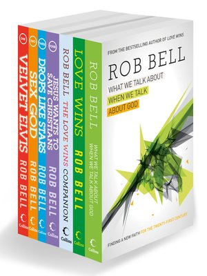 cover image of The Complete Rob Bell