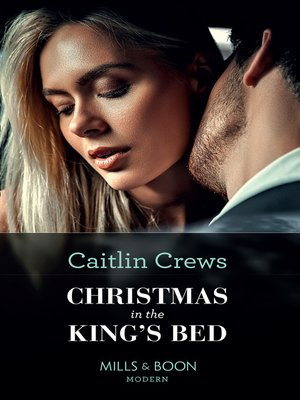 cover image of Christmas In the King's Bed
