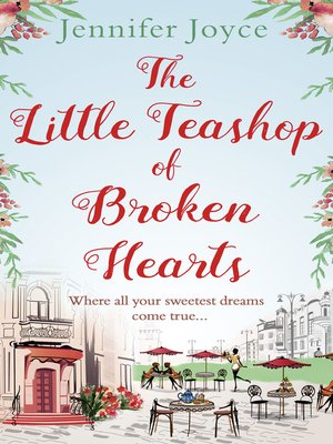 cover image of The Little Teashop of Broken Hearts