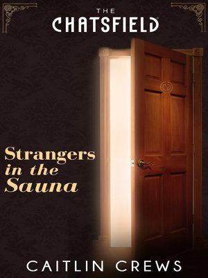 cover image of Strangers in the Sauna