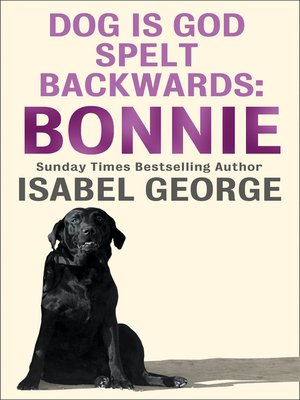 cover image of DOG Is GOD Spelt Backwards
