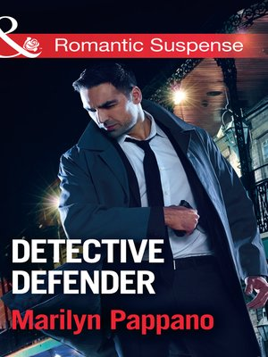 cover image of Detective Defender