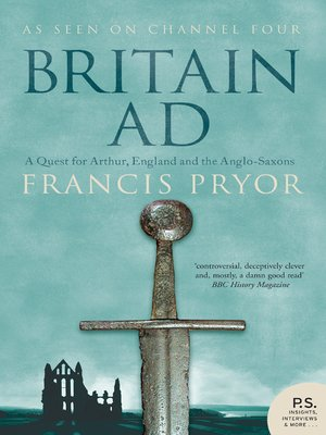 cover image of Britain AD