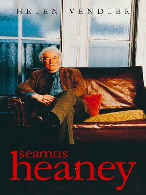 cover image of Seamus Heaney (Text Only)