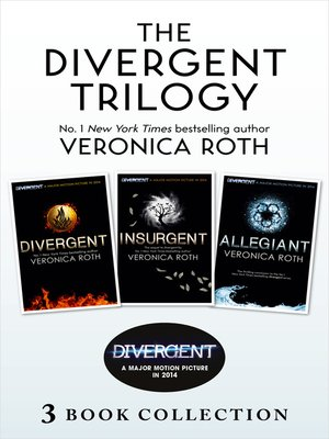 cover image of The Divergent Trilogy