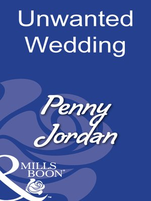 cover image of Unwanted Wedding