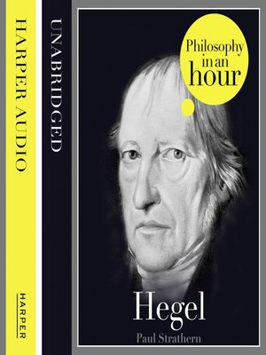 cover image of Hegel