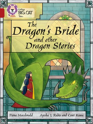 cover image of The Dragon's Bride and other Dragon Stories