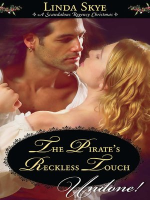 cover image of The Pirate's Reckless Touch