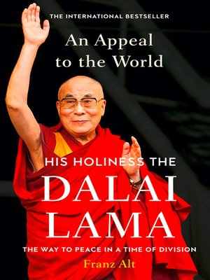 cover image of Dalai Lama: An Appeal to the World