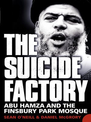cover image of The Suicide Factory