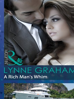 cover image of A Rich Man's Whim