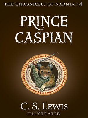 cover image of Prince Caspian
