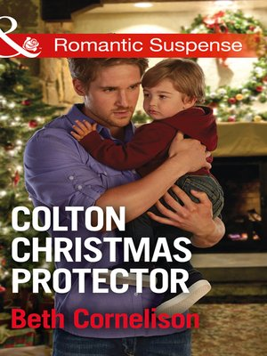 cover image of Colton Christmas Protector