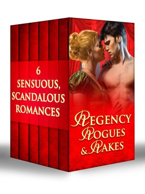 cover image of Regency Rogues and Rakes