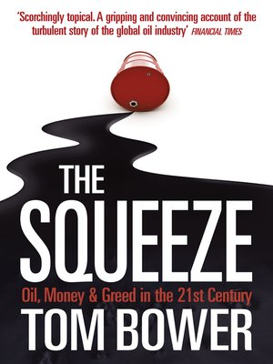 cover image of The Squeeze