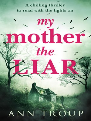 cover image of My Mother, the Liar