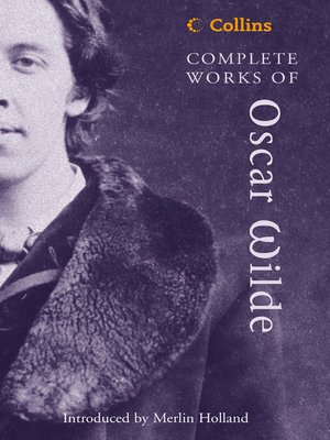 cover image of Complete Works of Oscar Wilde