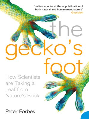 cover image of The Gecko's Foot