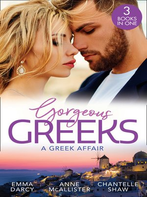 cover image of Gorgeous Greeks