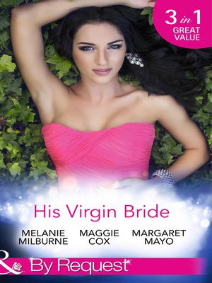 cover image of His Virgin Bride