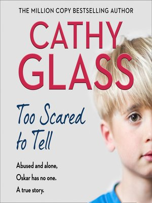cover image of Too Scared to Tell