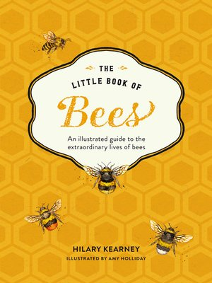 cover image of The Little Book of Bees