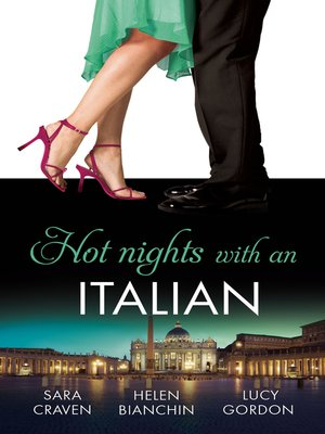 cover image of Hot Nights with...the Italian