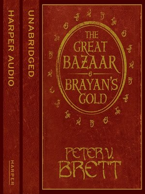 cover image of Great Bazaar and Brayan's Gold
