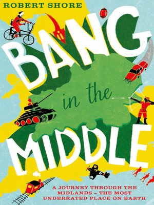 cover image of Bang in the Middle