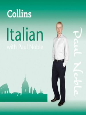 cover image of Collins Italian with Paul Noble