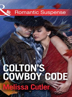 cover image of Colton's Cowboy Code