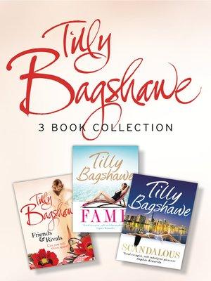 cover image of Tilly Bagshawe 3-book Bundle
