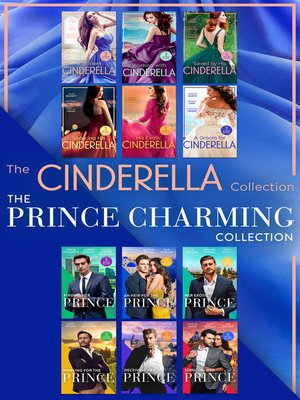 cover image of Cinderella and Prince Charming Collections