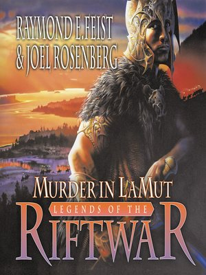 cover image of Murder in Lamut (Legends of the Riftwar, Book 2)