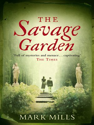 cover image of The Savage Garden