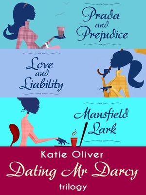 cover image of The Dating Mr Darcy Trilogy