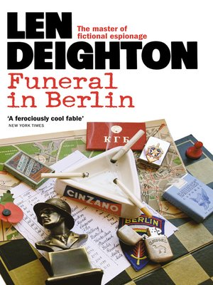 cover image of Funeral in Berlin