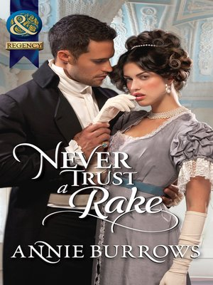 cover image of Never Trust a Rake