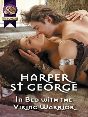 cover image of In Bed With the Viking Warrior