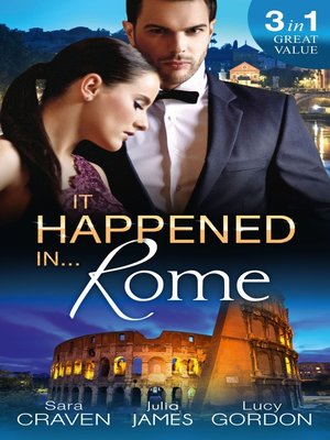 cover image of It Happened In Rome