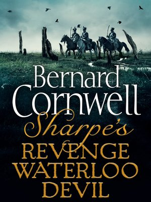 cover image of Sharpe's Revenge, Sharpe's Waterloo, Sharpe's Devil