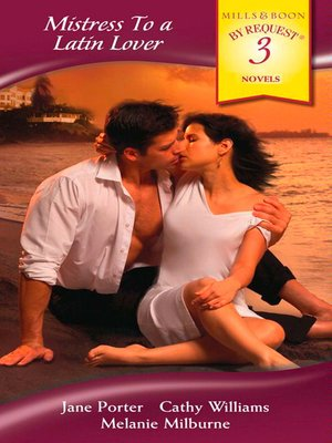 cover image of Mistress To a Latin Lover