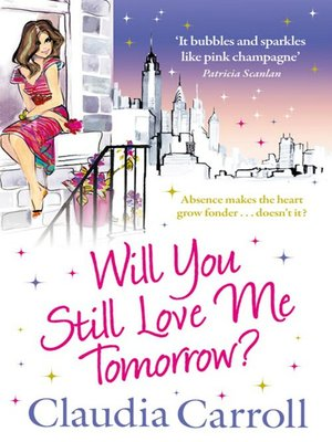 cover image of Will You Still Love Me Tomorrow?