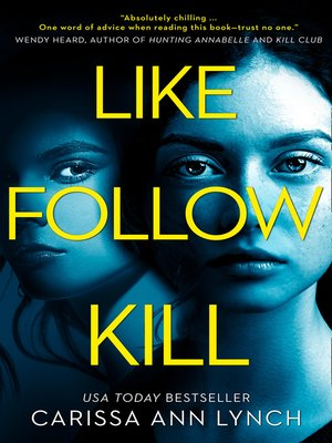 cover image of Like, Follow, Kill