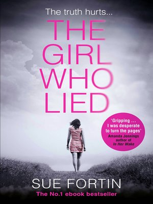 cover image of The Girl Who Lied