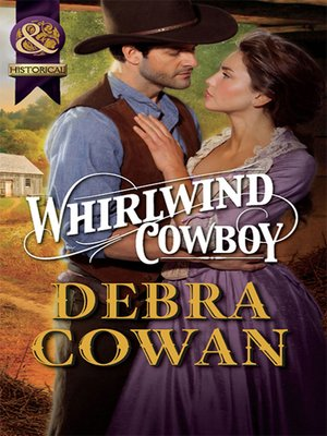 cover image of Whirlwind Cowboy
