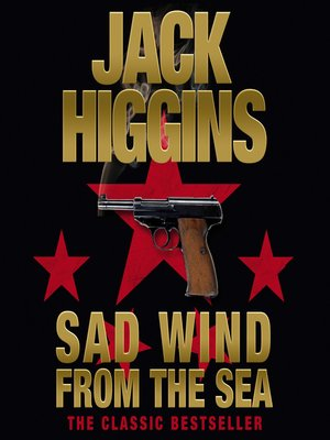 cover image of Sad Wind from the Sea