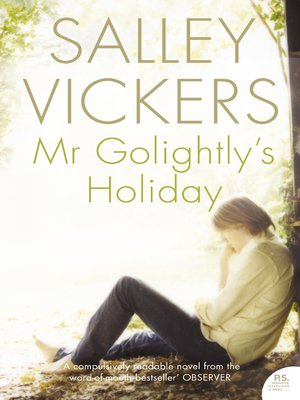 cover image of Mr Golightly's Holiday