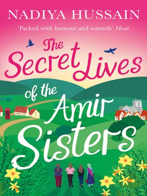 cover image of The Secret Lives of the Amir Sisters